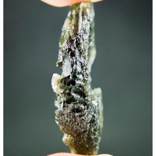 Olive Green Natural Piece Moldavite (5.69grams) 3