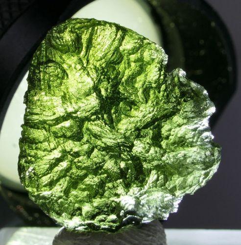 First Grade Collector Moldavite (4.9grams) 4