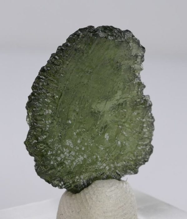 Raw First Grade Moldavite with Certificate of Authenticity (3.2grams) 4