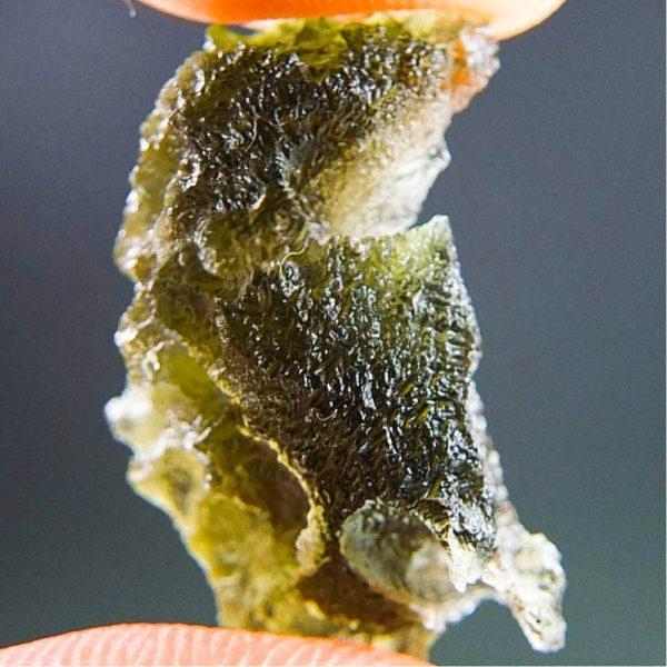 Quality A+ Brown Natural Piece Moldavite (2.36grams) 1