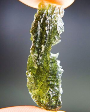 Quality A+ Bottle Green Natural Piece Moldavite (3.25grams) 1