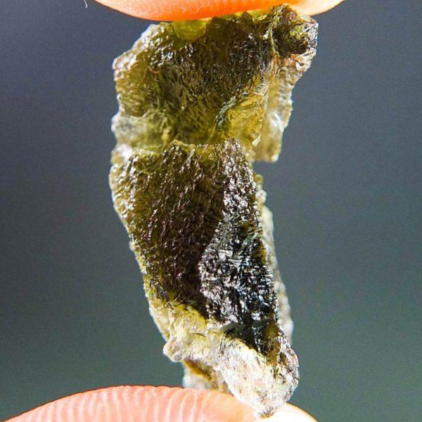 Quality A+ Brown Natural Piece Moldavite (2.36grams) 2