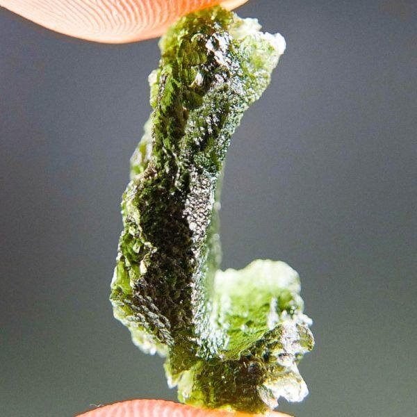 Quality A+ Vibrant Green Natural Piece Moldavite (4.12grams) 3