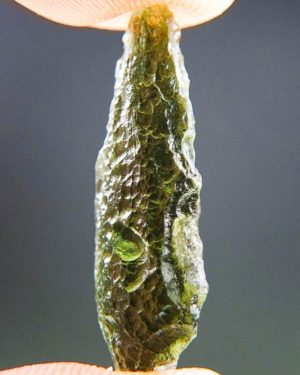 Drop Shape Moldavite From Chlum (1.55grams) 2