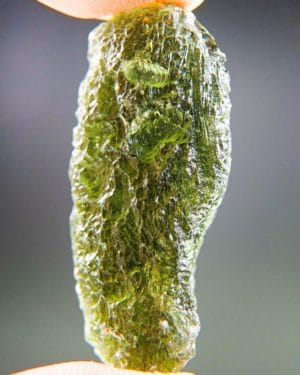 Natural Rough Moldavite From Chlum (7.16grams) 2