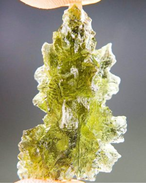 Quality A+++ Investment Moldavite From Besednice With Certificate Of Authenticity (3.73grams) 1