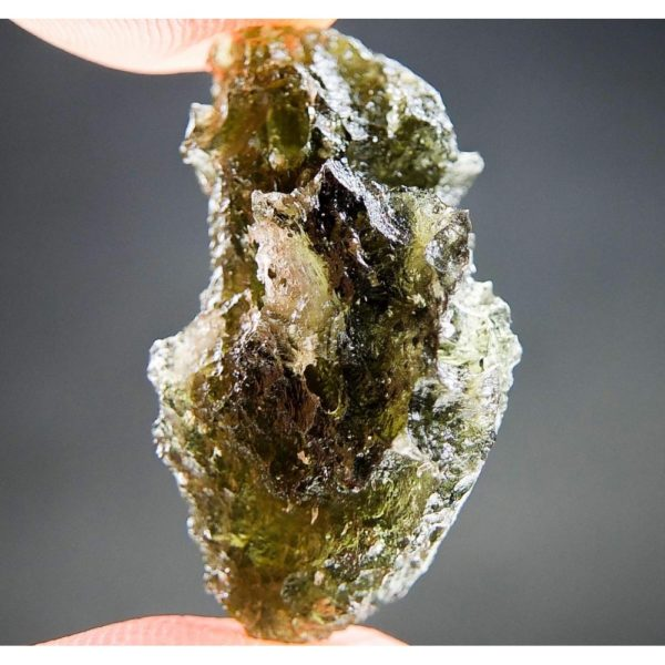 Quality A+ Shiny Brown Green With Open Bubble (3.63grams) 2