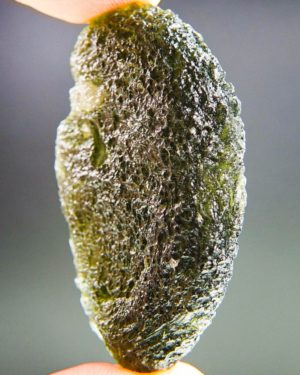 Shiny Large Investment Moldavite From Chlum (20.94grams) 2
