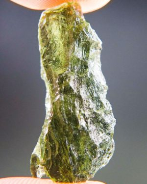 Standard Quality Moldavite From Chlum (2.84grams) 1