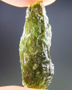Standard Quality Moldavite From Chlum (2.84grams) 2
