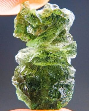 Uncommon Shape Moldavite From Chlum (2.01grams) 1
