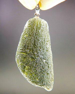 large moldavite pendant (10.69grams) 1
