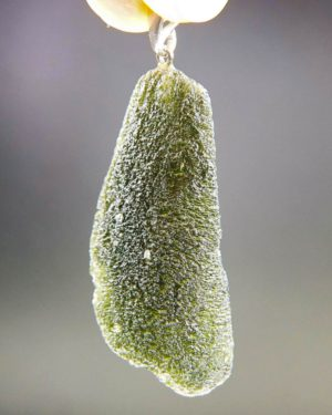 large moldavite pendant (10.69grams) 2